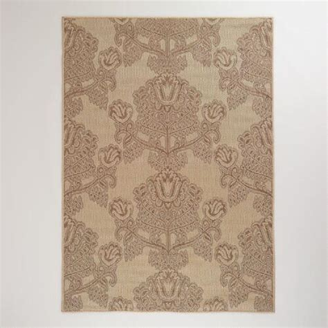 World Market Outdoor Rugs 5 X7 Gray Summer Goddess Indoor Outdoor Rug World Market
