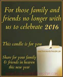 new years quote about remembering loved ones pictures