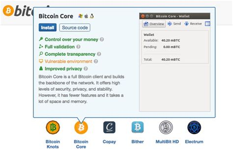 how to set up bitcoin core download bitcoin core bitcoin investment companies