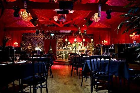 Pasha Koko Abu proud cabaret camden restaurant reviews phone