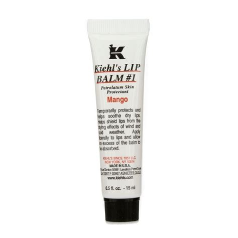 Kiehls Lip Balm Mango kiehl s new zealand lip balm 1 mango by kiehl s fresh
