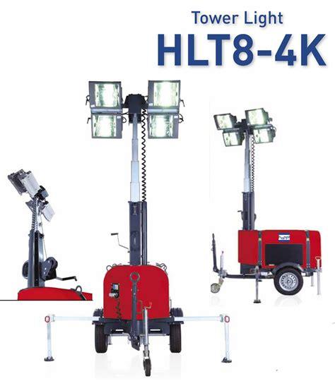Mesin Bor Aspal jual mesin aspal light tower lur sorot hoppt hlt8 4k