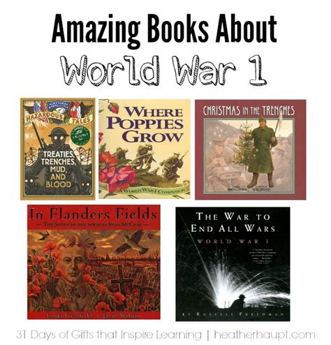 world war 1 picture books world war i and ii themed gifts haupt