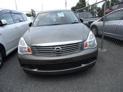 nissan sylphy 2010 2010 nissan bluebird sylphy for sale in kingston st