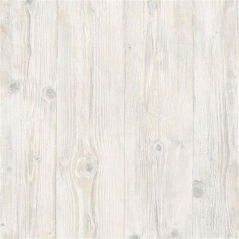 white wash wood faux 7 25 quot wide white washed wood planks wallpaper ll29501