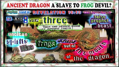 revelation      unclean spirits