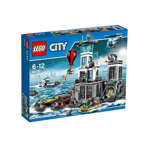 Starter Home Plans by Lego City Police Prison Island 60130 163 75 00 Hamleys