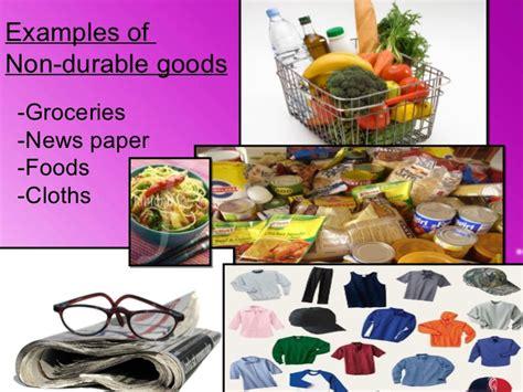comfort goods in economics gdp ppt