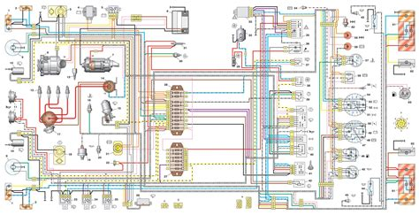 vaz 2121 lada niva elektroshēma nachos racing