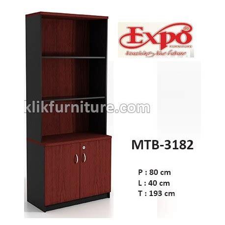 Lemari Buku Kaca Olympic mtb 3182 lemari buku tanpa pintu kaca expo