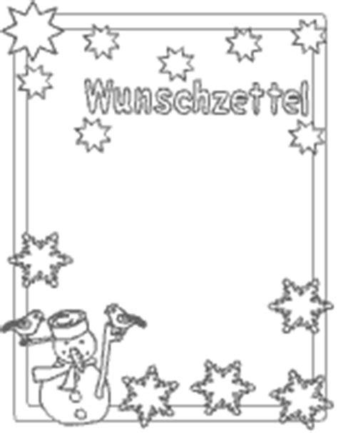 Vorlage Wunschzettel Word Weihnachtswunschzettel F 252 R Kinder Im Kidsweb De