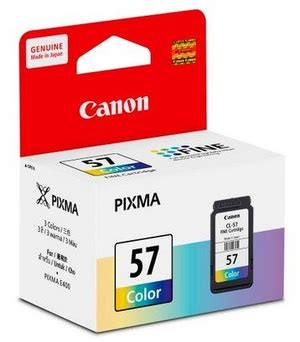 Tinta Canon Cl 751 Colour Original jual tinta printer cartridge printer canon cl 57 colour