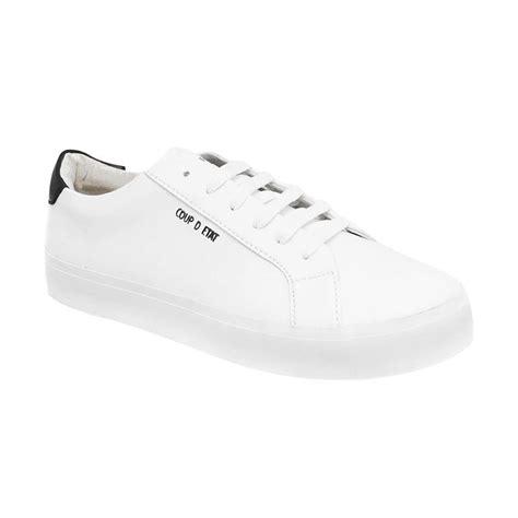 Sepatu Sneakers Pria Rjax095 Hitam Putih jual coup d etat ceremonial sepatu sneaker pria putih