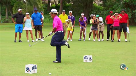chi chi rodriguez golf swing chi chi rodriguez hit by golf ball ricochet golf channel