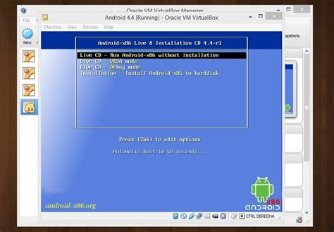 Android Virtualbox by How To Virtualize Android X86 On Virtualbox