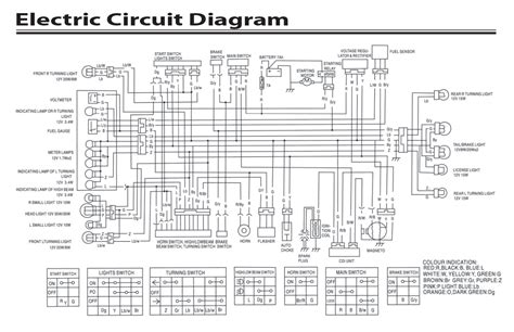 honda elite 250 wiring diagram honda elite 250 manual