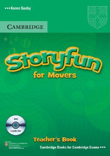 pdf libro de texto cambridge english movers 1 for revised exam from 2018 students book authentic examination papers cambridge young learners engli para leer ahora storyfun for movers teacher s book karen saxby cambridge university press 2012 novedades
