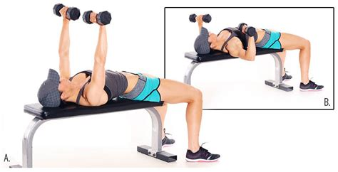 bench presses with dumbbells build super strength strong fitness magazine