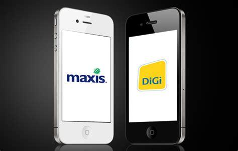 iphone   malaysia digi  maxis plans soyacincaucomsoyacincaucom