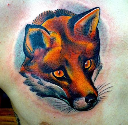 henna tattoos fort wayne indiana fox done by the incredibly talented dusty neal at black