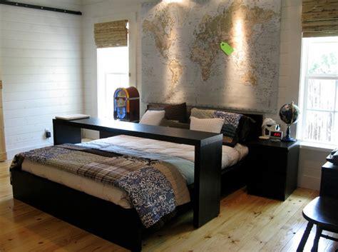 console de chambre 25 astucieuses techniques pour embellir votre lit