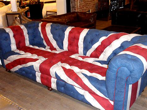 british flag sofa hudson goods blog vintage industrial furniture