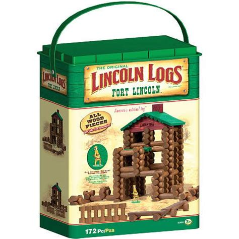 the lincoln log lincoln logs sets find great toys for