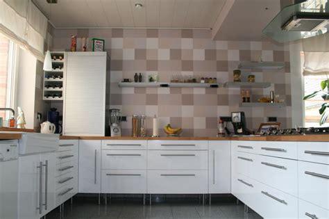 küche einrichten ohne einbauküche griffe ikea k 252 che