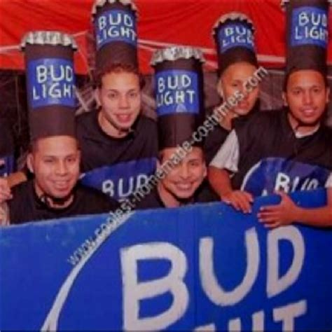 Bud Light Costume by Awesome Costume Me Gusta
