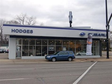 Hodges Subaru by Hodges Subaru Ferndale Mi 48220 Car Dealership And