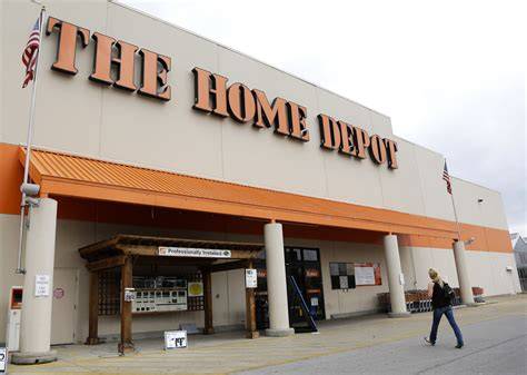 home depot probing possible hacking customer data may be