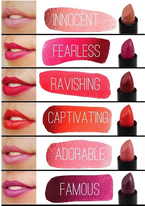 Of The Best Shades Of Lipstick by Choose Lipstick Based On Dress Color Alldaychic