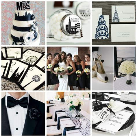 start spreading the news new york themed wedding styling and moodboard
