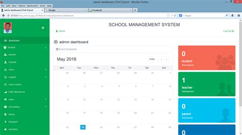 html tutorial software school management system free source code tutorials and