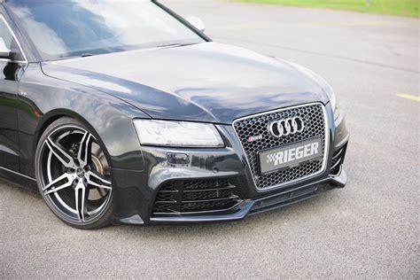 Audi Rs5 Grill by Grill Audi Rs5 B8 Gun Metal