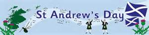 the wee bagpipe st andrew s day