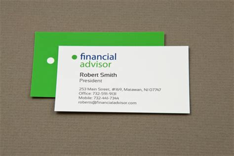 financial business card template versatile financial advisor business card template inkd
