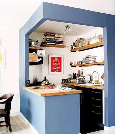 une cuisine pour tous espace de rangement sur les murs d une cuisine