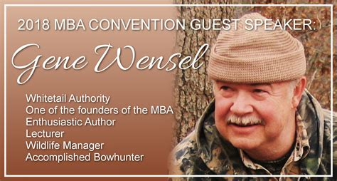 Of Montana Mba Tuition by Gene Wensel To Speak At 2018 Mba Convention Montana