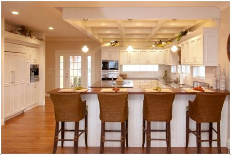 Eat In Kitchen Island Designs by Eat In Kitchen Designs For You To Get Inspiration