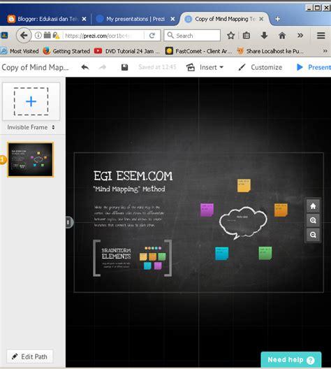 membuat presentasi html membuat presentasi menarik dengan prezi edukasi dan