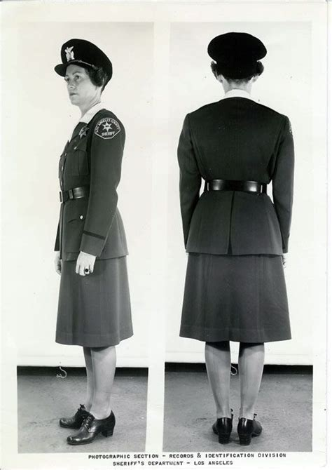 female and late forties female uniform late 1940s vintage pinterest
