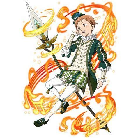 doodle seven deadly sins ban バン anime amino
