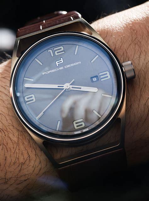 Porsche Watch by Porsche Design 1919 Datetimer Eternity Watches Hands On