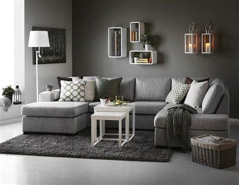 Decorating Ideas Grey Furniture Best 25 Grey Couches Ideas On Grey