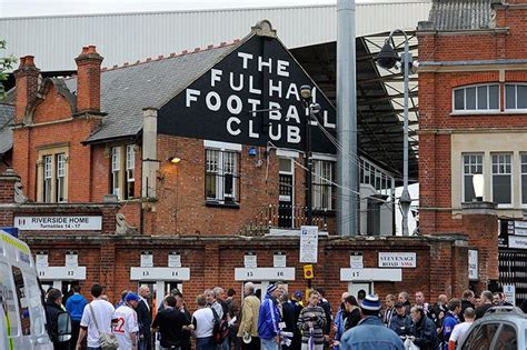 craven cottage tour the of six favourite football grounds in pictures