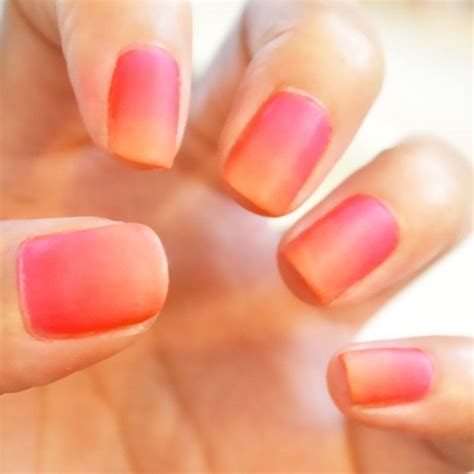 how to decorate nails at home how to do ombre nails 183 how to paint a gradient nail