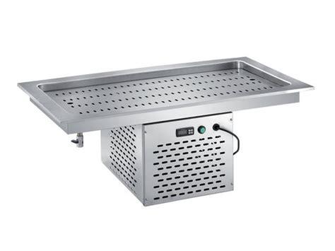 vasca a incasso vasca a incasso refrigerata h 30 metaltecnica