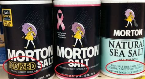 Morton Iodized Salt 737gr should i get my iodine measured during pregnancy the