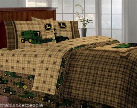 john deere bed set john deere bedding set ebay